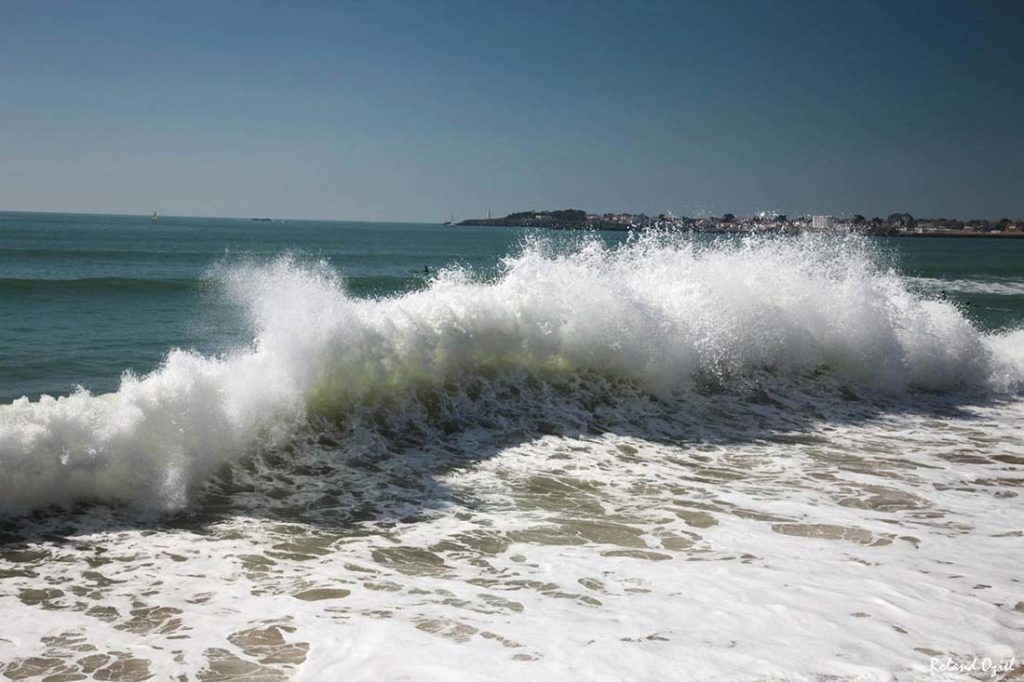 les plages de st gilles croix de vie